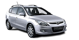 Rent a Station Wagon (group D1) Cafisa